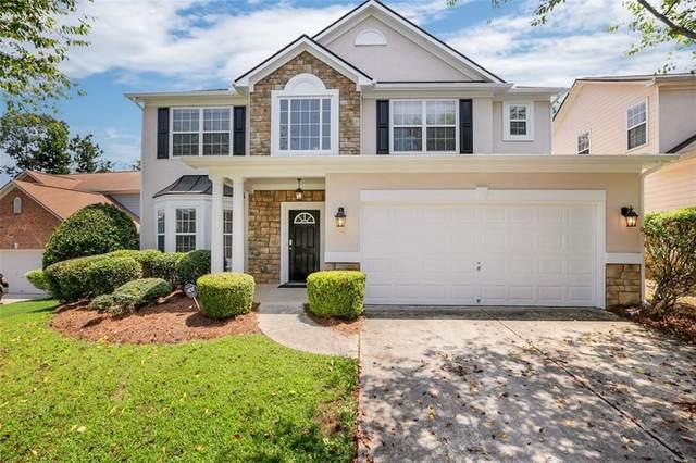7751 Parkside Drive, Lithia Springs, GA 30122 (MLS #6921959) :: RE/MAX Paramount Properties