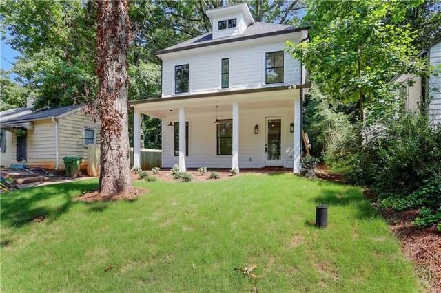1629 Derry Avenue SW, Atlanta, GA 30310 (MLS #6921960) :: RE/MAX Prestige