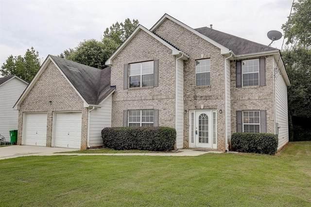 4901 Galleon Crossing, Decatur, GA 30035 (MLS #6921967) :: The Kroupa Team | Berkshire Hathaway HomeServices Georgia Properties