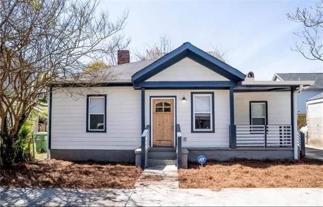 857 Hubbard Street SW, Atlanta, GA 30310 (MLS #6921976) :: The Kroupa Team | Berkshire Hathaway HomeServices Georgia Properties
