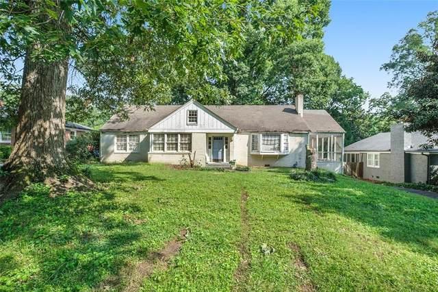 1046 Citadel Drive NE, Atlanta, GA 30324 (MLS #6921996) :: North Atlanta Home Team