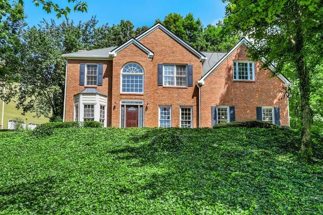 1805 Cobblewood Trail, Kennesaw, GA 30152 (MLS #6922016) :: North Atlanta Home Team