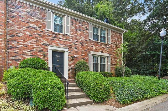 2451 Leafgate Road, Decatur, GA 30033 (MLS #6922052) :: The Realty Queen & Team