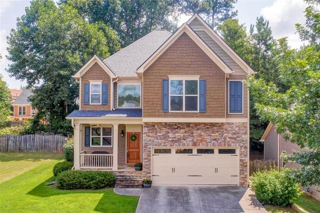 4494 Hamby Pond NW, Acworth, GA 30102 (MLS #6922073) :: North Atlanta Home Team