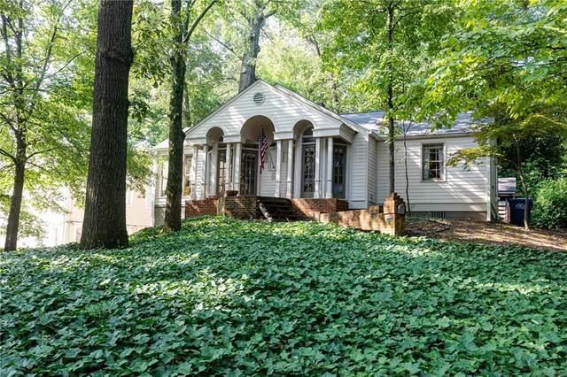 21 Brighton Road NE, Atlanta, GA 30309 (MLS #6922077) :: Kennesaw Life Real Estate