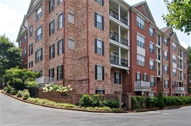 4810 Ivy Ridge Dr Se #104, Atlanta, GA 30339 (MLS #6922085) :: North Atlanta Home Team
