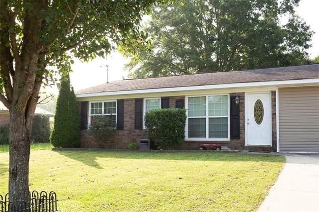 204 Longmeadow Drive NW, Rome, GA 30165 (MLS #6922093) :: North Atlanta Home Team