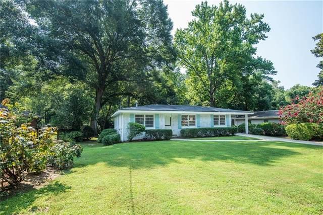 4271 Rickenbacker Way NE, Atlanta, GA 30342 (MLS #6922098) :: Charlie Ballard Real Estate
