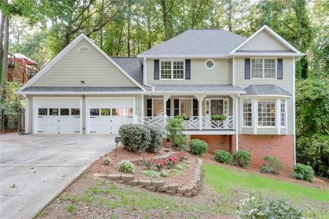 4817 Chelsea Way NW, Acworth, GA 30102 (MLS #6922100) :: RE/MAX Paramount Properties