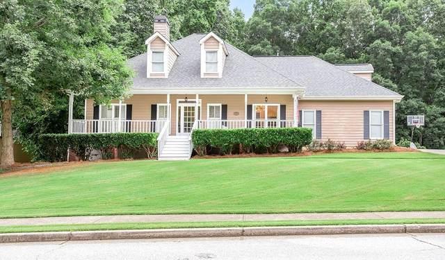 2240 Peachford Lane, Lawrenceville, GA 30043 (MLS #6922101) :: Todd Lemoine Team