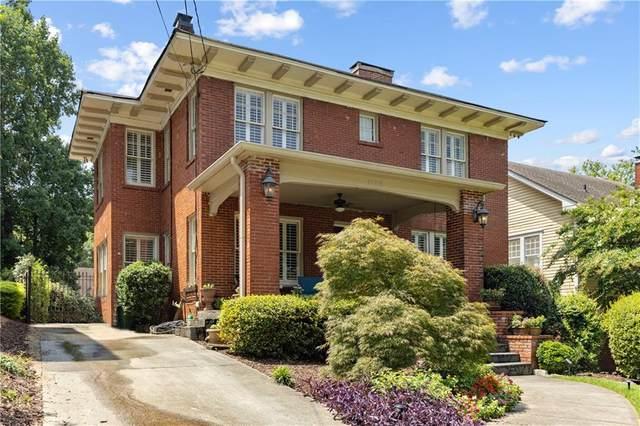 1155 Briarcliff Place NE, Atlanta, GA 30306 (MLS #6922115) :: Todd Lemoine Team