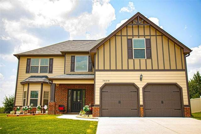 3609 Lake End Drive, Loganville, GA 30052 (MLS #6922129) :: The Cole Realty Group