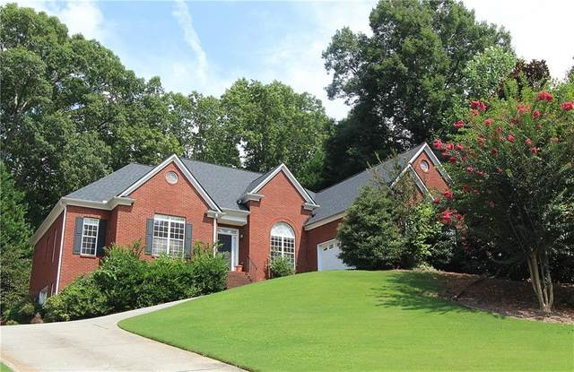 3340 Hackmatack Drive NW, Kennesaw, GA 30152 (MLS #6922133) :: North Atlanta Home Team