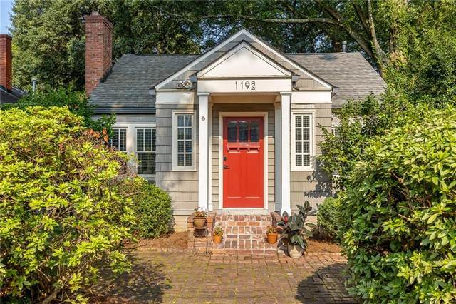 1192 Barnes Street NW, Atlanta, GA 30318 (MLS #6922136) :: North Atlanta Home Team