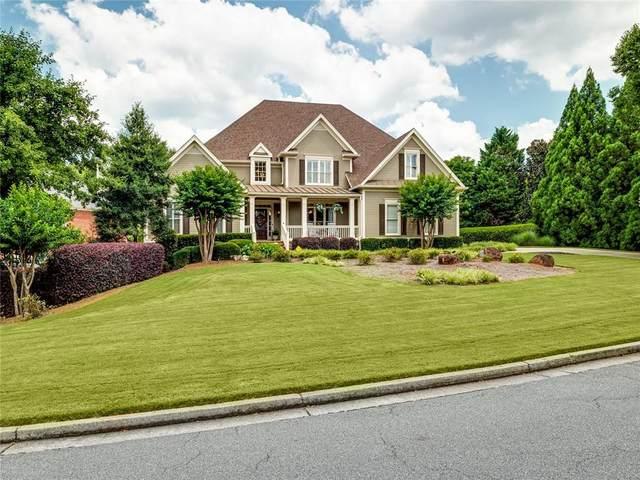 2050 Fairhill Lane NW, Marietta, GA 30064 (MLS #6922147) :: North Atlanta Home Team