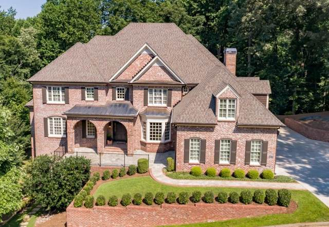 4970 Powers Ferry Road NW, Sandy Springs, GA 30327 (MLS #6922150) :: Path & Post Real Estate