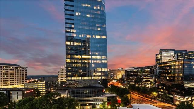 3324 Peachtree Road NE #907, Atlanta, GA 30326 (MLS #6922169) :: Tonda Booker Real Estate Sales