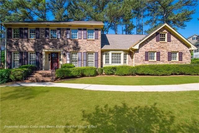 5266 Wynterhall Way, Dunwoody, GA 30338 (MLS #6922196) :: North Atlanta Home Team