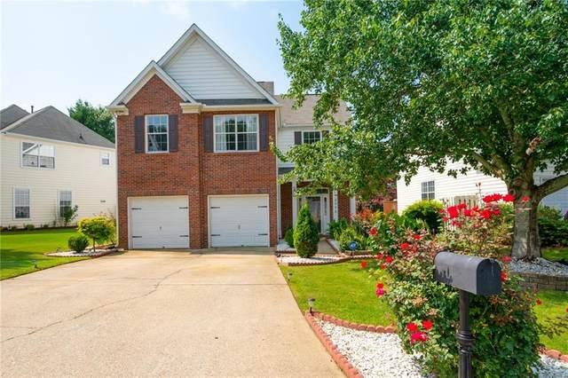 2056 Crestview Way, Woodstock, GA 30188 (MLS #6922199) :: Path & Post Real Estate