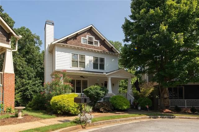 1390 Marion Walk SE, Atlanta, GA 30315 (MLS #6922204) :: Charlie Ballard Real Estate