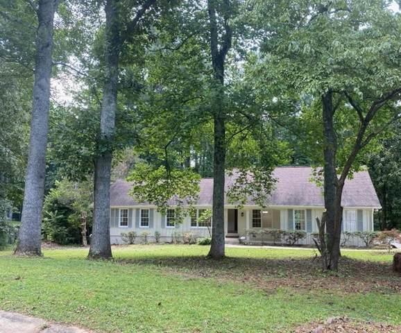 5000 Maryland Drive, Acworth, GA 30101 (MLS #6922214) :: Path & Post Real Estate