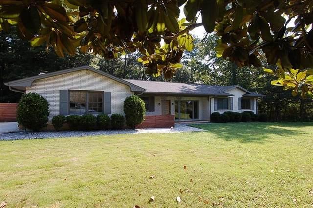 4091 Barr Circle, Tucker, GA 30084 (MLS #6922219) :: Todd Lemoine Team