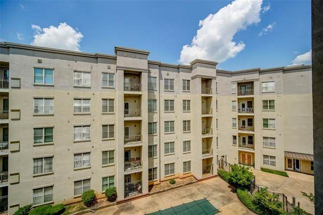 870 Mayson Turner Road NW #1301, Atlanta, GA 30314 (MLS #6922224) :: Kennesaw Life Real Estate