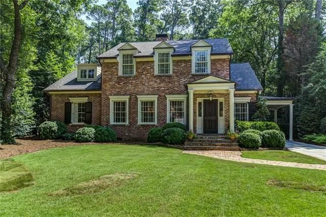 2421 Oldfield Road NW, Atlanta, GA 30327 (MLS #6922239) :: RE/MAX Prestige