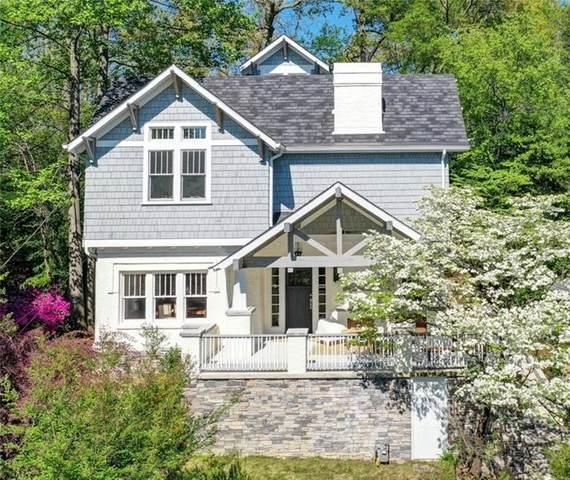 1329 Berwick Avenue NE, Atlanta, GA 30306 (MLS #6922242) :: Charlie Ballard Real Estate