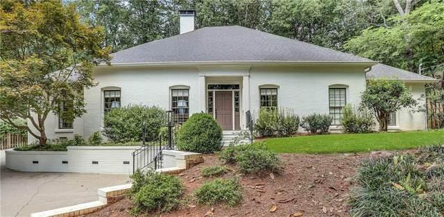3984 Whittington Drive NE, Atlanta, GA 30342 (MLS #6922244) :: Keller Williams