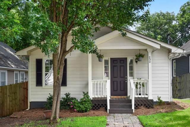 990 Grant Terrace SE, Atlanta, GA 30315 (MLS #6922252) :: RE/MAX One Stop