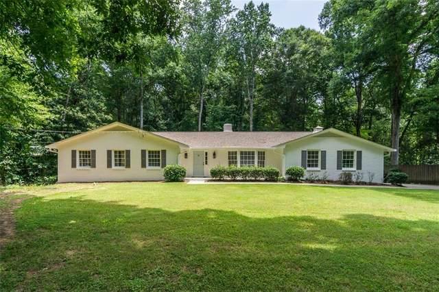 113 Sedalia Court, Alpharetta, GA 30009 (MLS #6922261) :: Charlie Ballard Real Estate
