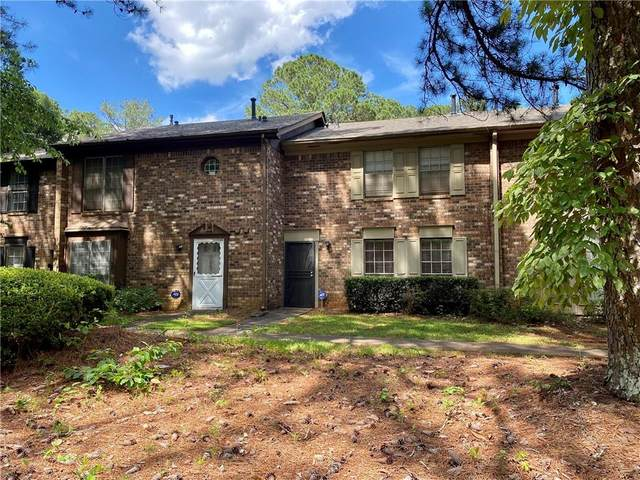 706 Garden View Drive, Stone Mountain, GA 30083 (MLS #6922263) :: Atlanta Communities Real Estate Brokerage