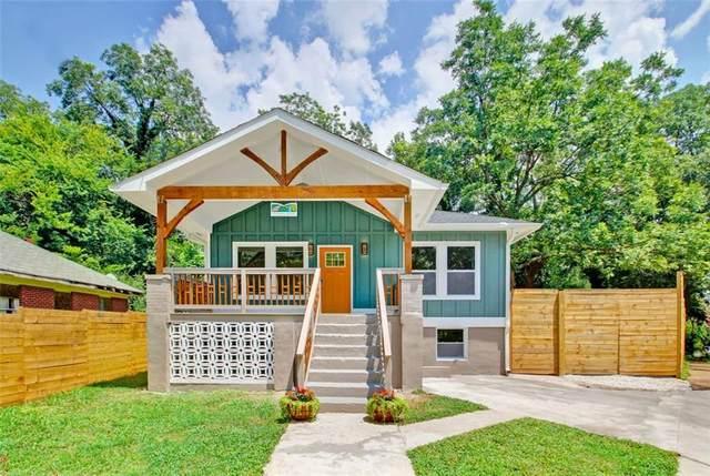 170 Gordon Terrace SW, Atlanta, GA 30314 (MLS #6922266) :: North Atlanta Home Team