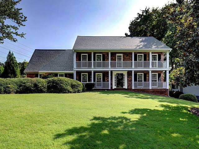 4101 Springwood Place, Marietta, GA 30062 (MLS #6922271) :: North Atlanta Home Team