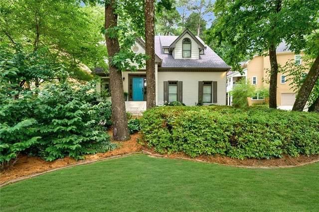 578 Pelham Road NE, Atlanta, GA 30324 (MLS #6922277) :: Charlie Ballard Real Estate