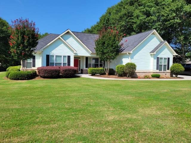 4141 Beaver Road, Loganville, GA 30052 (MLS #6922290) :: The Huffaker Group