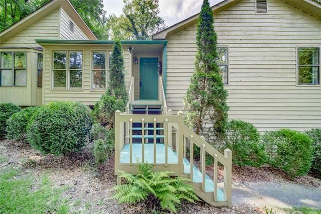 3618 N Hampton Drive NW, Kennesaw, GA 30144 (MLS #6922304) :: Path & Post Real Estate