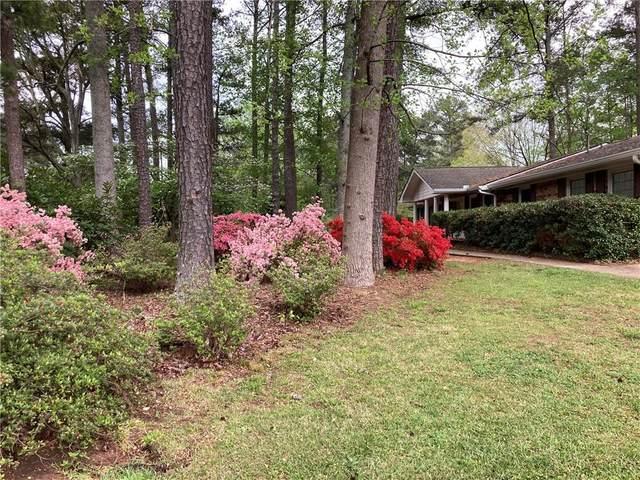 595 Shiloh Road NW, Kennesaw, GA 30144 (MLS #6922313) :: North Atlanta Home Team