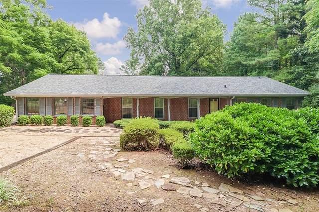 1110 Upper Hembree Road, Roswell, GA 30076 (MLS #6922323) :: North Atlanta Home Team