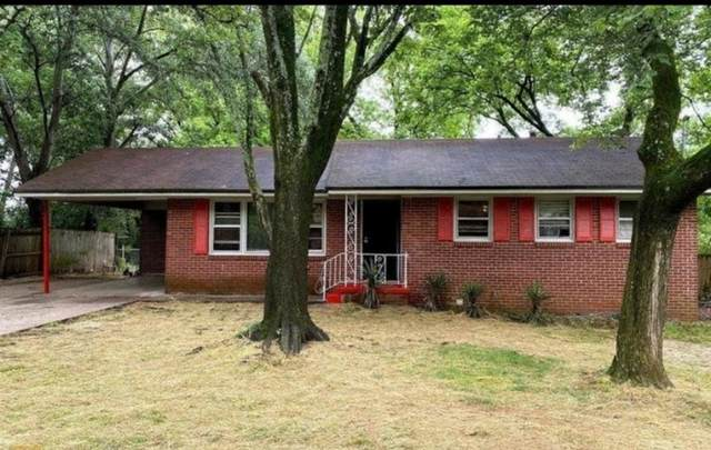 1118 Holly Circle, Forest Park, GA 30297 (MLS #6922330) :: The Hinsons - Mike Hinson & Harriet Hinson