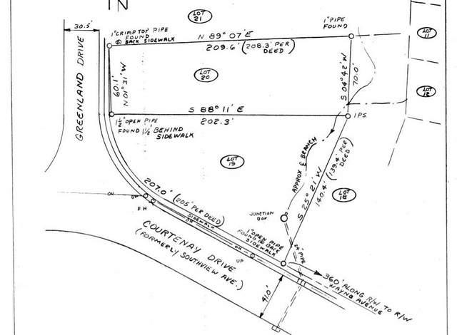 0 Greenland Drive NE, Atlanta, GA 30306 (MLS #6922335) :: The Huffaker Group