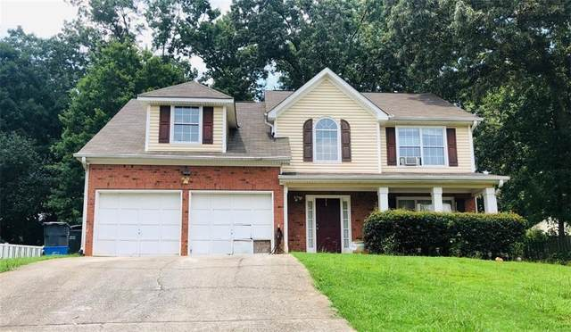2895 Maple Vista Lane, Lawrenceville, GA 30044 (MLS #6922352) :: North Atlanta Home Team