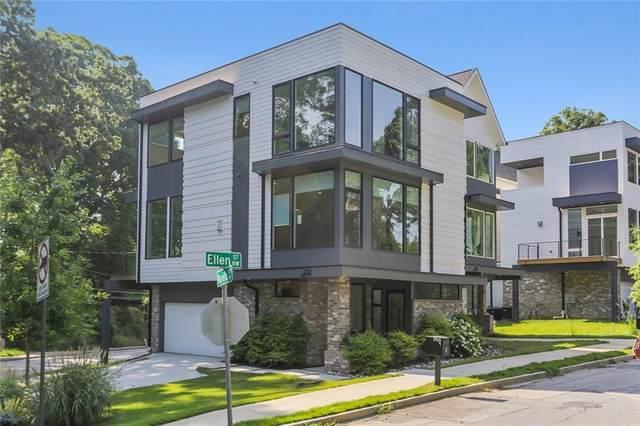 1768 Marietta Road NW #4, Atlanta, GA 30318 (MLS #6922356) :: RE/MAX Prestige