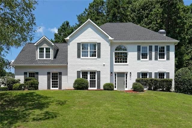646 Braidwood Drive NW, Acworth, GA 30101 (MLS #6922367) :: North Atlanta Home Team