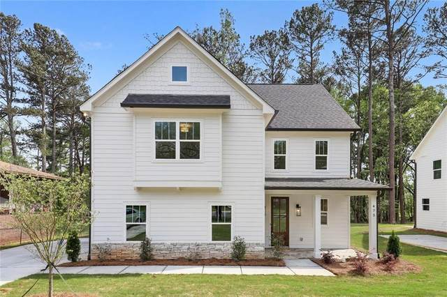 2368 Browns Mill Road SE, Atlanta, GA 30315 (MLS #6922371) :: The Cole Realty Group