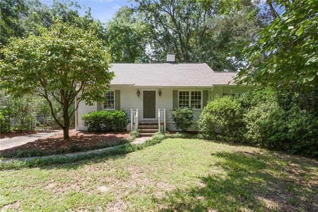 1883 Dresden Drive NE, Brookhaven, GA 30319 (MLS #6922372) :: Charlie Ballard Real Estate