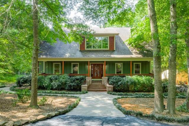 1660 Rehoboth Church Road, Griffin, GA 30224 (MLS #6922374) :: Path & Post Real Estate