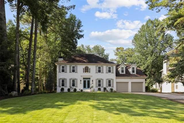 2790 Lakewind Court, Alpharetta, GA 30005 (MLS #6922382) :: Charlie Ballard Real Estate