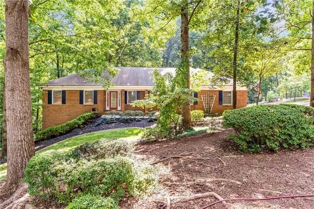 2166 Lake Ridge Terrace, Lawrenceville, GA 30043 (MLS #6922383) :: Todd Lemoine Team